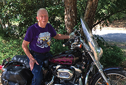 Rev Your Engines! Annapolis Donor Shares His Story